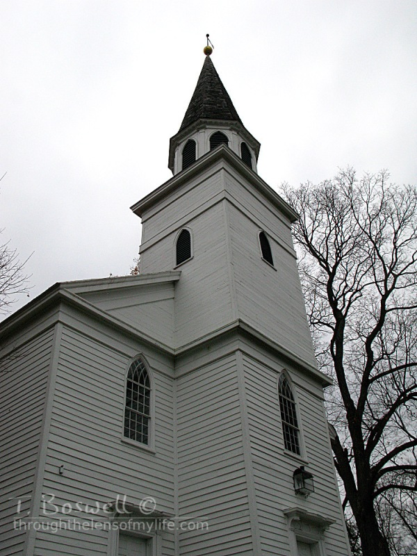 Old School Baptist Church, Warwick, NY